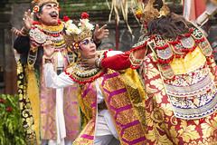 Barong Dance (Sorento66) Tags: bali barong dance ubud sony minolta
