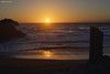 Pacific Sunset (naturalturn) Tags: beach ocean pacific pacificocean water sunset sutrobaths sutro baths pointlobos sanfrancisco california usa image:rating=4 image:id=199439