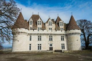 Monbazillac Castle : Dordogne : Périgord : France : Nikon D4 : Nikkor 28-300 mm VR