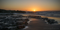 OGMORE BY SEA SUNSET. (IMAGES OF WALES.... (TIMWOOD)) Tags: coast beach sunset ogmorebysea ogmore by sea vale of glamorgan wales south cymru beautiful bridgend tim wood gallery