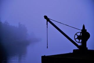 Who's afraid of the fog