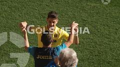 Villarreal CF B 5-0 Ontinyent CF (21/01/2017), Jorge Sastriques