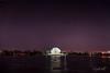 Jefferson Memorial (Night Shot) (Mikey.Likes.It) Tags: jefferson jeffersonmemorial memorial landscape monument night light pollution stars