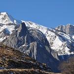 Pic de Countendé (2350 m), cirque de Lescun, vallée d'Aspe, Béarn, Pyrénées Atlantiques, Aquitaine, France. thumbnail