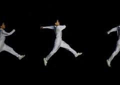 North Korean gymnasts jumping during the Arirang mass games in may day stadium, Pyongan Province, Pyongyang, North Korea (Eric Lafforgue) Tags: adults adultsonly arirang asia blackbackground celebrationevent child children communism copyspace day dictatorship dprk dprk4057 event festival gymnast horizontal massgames massmouvement men menonly northkorea northkorean perfection performance politicsandgovernment propaganda pyongyang rungrado show stadium threepeople togetherness traveldestinations pyonganprovince 北朝鮮 북한 朝鮮民主主義人民共和国 조선 coreadelnorte coréedunord coréiadonorte coreiadonorte 조선민주주의인민공화국 เกาหลีเหนือ קוריאההצפונית koreapółnocna koreautara kuzeykore nordkorea північнакорея севернакореја севернакорея severníkorea βόρειακορέα