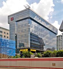 Wisma Budi (Everyone Sinks Starco (using album)) Tags: jakarta building gedung architecture arsitektur office kantor