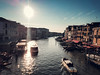 Grand Canal from the Rialto Bridge (laurenspies) Tags: sanpolo venice venesia venezia veneto venetianlagoon vèneto italia italy europe adriaticsea mediterraneansea grandcanal it canal boats rialto