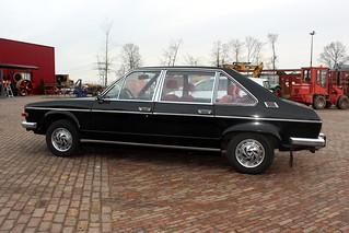 1977 Tatra 613 'Chromka'