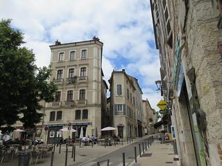 Place de la Libération, Cahors, France