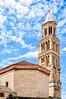 Split, Croatia (Kevin R Thornton) Tags: d90 2017 travel belltower mediterranean croatia europe architecture split splitskodalmatinskažupanija hr