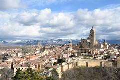 Segovia Cathedral (FJB Photography) Tags: segovia cathedral spain photography landscapephotography travel explore wanderlust beautiful nikon d7200 art