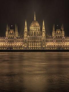 Budapest, Hungarian Parliament