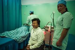 41119-022: Access to Health Services for Disadvantaged Groups in Ulaanbaatar, Mongolia (Asian Development Bank) Tags: mongolia mng ulaanbaatar 41119 41119022 mongolian people old elder elderly senior seniorcitizen caretaker caregiver nurse medicalassistant checkup consultation health healthservices care healthcenter clinic medicalclinic