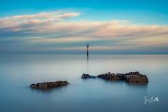 A Margate seascape at sunrise (thesharkhunter) Tags: margate kent england seascape sunrise longexposure calm peaceful tranquillity sonya6500 gregbottle
