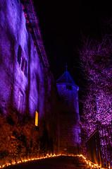 Finestra (Yayawol) Tags: suisse schweiz switzerland fribourg freiburg morat murten château schloss castel festivaldeslumières lichtfestival lumières licht light illumination beleuchtung