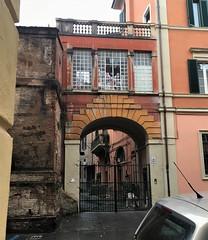Bologna (indigo_jones) Tags: bologna italy italia portici porticoes architecture columns arches streets streetsinbologna streetscenes vaulting citylife italianarchitecture