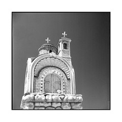 pocket church • cyprus • 2017 (lem's) Tags: pocket church eglise d epoche miniature cyprus chypre minolta autocord