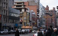 Farewell to the Big Apple's Chinatown (kuntheaprum) Tags: chinatownmanhattan thebigapple newyorknewyork cityscape giftshop nikon d750 samyang 85mm f14