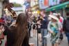 Street Music in Galway (Hattifnattar) Tags: people street music galway ireland bokeh pentax fa77mm limited