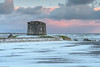 Balbriggan Beach_DSC1634 (Michael.Stanley) Tags: martellotower snow balbriggan dublin ireland beach sunrise explore