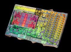 AMD@14nm@Zen(Zeppelin)@Raven_Ridge@Ryzen_3_2200G@YD2200C5M4MFB_AN_1750SUT_9HA7534X70147___Stack-DSC11090-DSC11195_-_ZS-DMap-1 (FritzchensFritz) Tags: macro makro focus fokus stacking stackrail stackshot amd raven ridge ryzen 3 2200g quad 4 core ccx vega cpu 14nm chip die shot silicon ceramic keramik gpupackage package gpudie dieshots dieshot waferdie wafer wafershot vintage open cracked size gcn gen5 5th