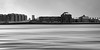 Columbia Wharf (Sean Batten) Tags: london england uk thethames river eastlondon docklands city urban nikon df 50mm blackandwhite bw