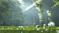 EXPLORING EDEN (Ninjerello) Tags: shadowofthecolossus sotc remake wallpapers bluepointgames wanderer agro colossus colossi photomode ps4 sonyjapanstudios bestscreenshot