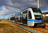Charlotte Area Transit System Blue Line (Joseph C. Hinson Photography) Tags: charlottelightrail charlottenorthcarolina queencity publictransit lightrail blueline railroadtracks