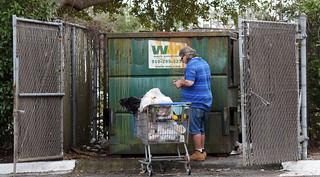 Dumpster Text