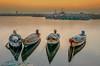 Chennai (E&R Clikz - Away !) Tags: sunset chennai beach fishing dusk longexposure nd filter harbour