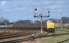 37379 March (NB Railways) Tags: 37379 class37 6l76 ews englishelectric englishelectrictype3 freighttrain march cambridgeshire eastanglia england europe
