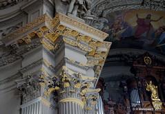 Pilaar  De Dom in Berlijn (ditmaliepaard) Tags: pilaar berlin de dom berlinerdom a6000 sony explored58