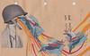 mkultra (deadphlegm) Tags: art artist collage paper bradhamers mkultra army cia lsd trip war birds psychedelic surreal hallucination cutnpaste useeverypart reuse vintage detournement handmade diy capitalism anarchism resistance dada acab vision face melt drugs experiment
