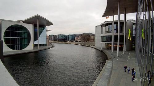 Berlim, entorno do Reichstag