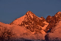 Good morning High Tatras, peak Lomnický štít (altitude 2634), SLOVAKIA (Rostam Novák) Tags: tatry vysoké high tatras lomnický štít peak