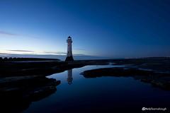 CO1A7468 (chris fearnehough) Tags: lighhouse newbrighton perchrock wirral sunset coast liverpool