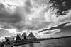 DSC01336 (Damir Govorcin Photography) Tags: cloud iconic sydney opera house blackwhite monochrome architecture wide angle sky zeiss 1635mm sony a7ii harbour water natural light