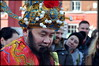 Chinese New Year 2018 (* RICHARD M (Over 7 MILLION VIEWS)) Tags: candid street portraits portraiture streetportraits streetportraiture candidportraiture liverpoolchinatown chinesenewyear gongheyfatchoy yearofthedog2018 chinese redenvelopes chineseluckman chinesecostumes beards bearded falsebeards headgear headwear pearls costumes traditionalchinesecostumes smiles happy happiness liverpool merseyside multiculture multiculturism capitalofculture europeancapitalofculture chineseculture unescomaritimemercantilecity liverpudlians scousers scouse eastmeetswest intergration february merseysiders characters cheerful