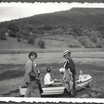 Archiv FaMUC211 Münchner Familie, Ausflug, 1930er thumbnail