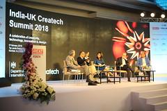 India-UK Createch Summit in Mumbai (UK in India) Tags: industrialdesign indiaukcreatechsummit mumbai tuesday 6february2018