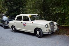 Mercedes-Benz 180 D (Maurizio Boi) Tags: mercedes mercedesbenz 180d pontedecimogiovi car auto voiture coche old oldtimer classic vintage vecchio antique germany voituresanciennes worldcars