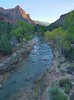Evening In Zion (Mountain Man JC13) Tags: tre