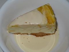 Mango Cheesecake (RS 1990) Tags: january 2018 mango cheesecake dessert food cream australia