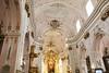Interior, Assumption Cathedral, Kalocsa, Hungary, 2017 (travfotos) Tags: baroquearchitecture baroquecathedral baroquechurch assumptioncathedral archbishopscathedral belltower kalocsacathedral catholicchurch catholiccathedral kalocsa hungary