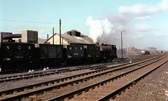 141 733-6 NCB No8 Pegswood Colliery 25-03-68  (John Boyes) 134 (Ernies Railway Archive) Tags: ncb pegswoodcolliery lner ner ecml