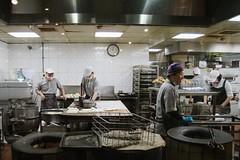 10am at Fuhang Soy Milk (Mushi Kid) Tags: breakfast morning workspace workers kitchen shop taipei taiwan asia nikon d750 fuhang zhongzheng travel candid laughing