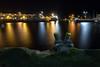winters night at the docks 6/52 (Sigita JP) Tags: longexposure nightscape nightshot cityatnight westofireland galway ireland 52weekchallenge 52week2018