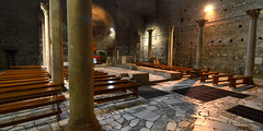 Catacombs of Domitilla (Thomas Roland) Tags: katakomber catacombs domitilla rome rom roma italia italy italien europe europa travel rejse holiday city by stadt roman tourist tourism destination visitors