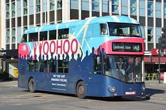 LT 143 (LTZ 1143) RATP Group London United (hotspur_star) Tags: londontransport londonbuses londonbus londonbuses2018 wrightbus newbusforlondon newroutemaster nb4l tfl transportforlondon hybridbus hybridtechnology busscene2018 doubledeck ratpgroup londonunited lt143 ltz1143 alloveradvert advertlivery advertisinglivery advertbus amexrewards americanexpress