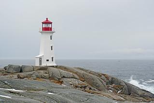 DSC00001 - Peggy's Cove Lighthouse